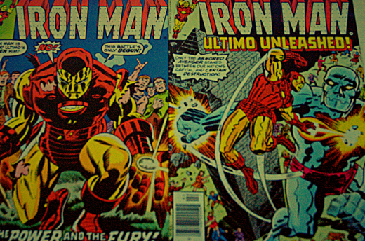 Iron-Man Ultimo Series