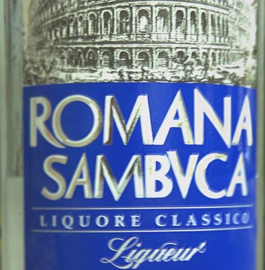 Sambuca Label - SS 1/2500, F11, 18mm