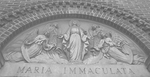 Maria Immaculata - SS 1/3200, F5, Focal Length 24mm