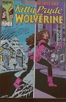 Kitty Pryde and Wolverien #1