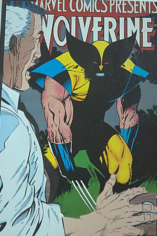 J.J. meets Wolverine
