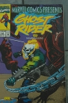 Marvel Comics Presents Ghost Rider Spider Man
