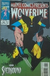Marvel Comics Presents Wolverine Spellbound