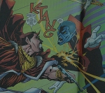 Nightcrawler vs Azahel