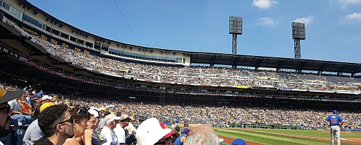 PNC Park Photo Credit: Neil Strebig