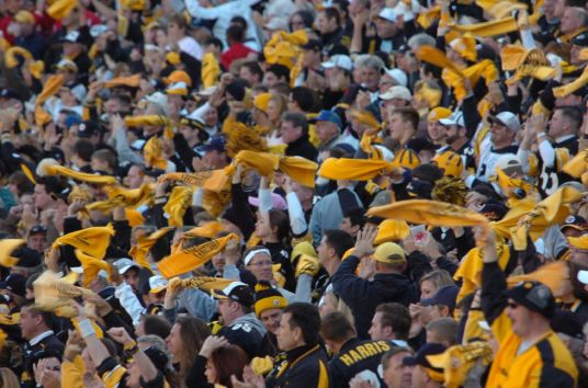 Steelers Nation - Photo Credit: Wikimedia via creative commons