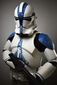 Clone Trooper - Photo Credit: Flickr