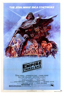 Empire Strikes Back film poster - Photo Credit: Wiki Commons
