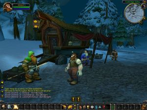 Screenshot of WoW Photo Credit: Wiki Commons