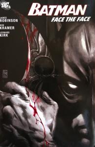 Batman cover Face to Face