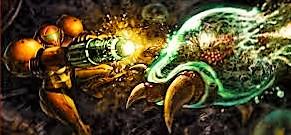 Metroid Cover - theme