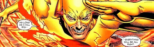 reverse flash crusadercast