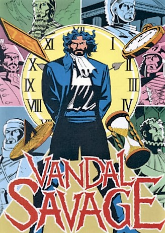 Vandal Savage Flickr via Mitch Hell